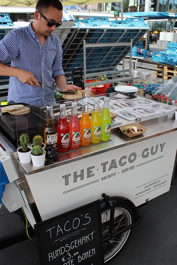 (A través de CASA REINAL) >>>> The Taco Guy by Pieter Boels