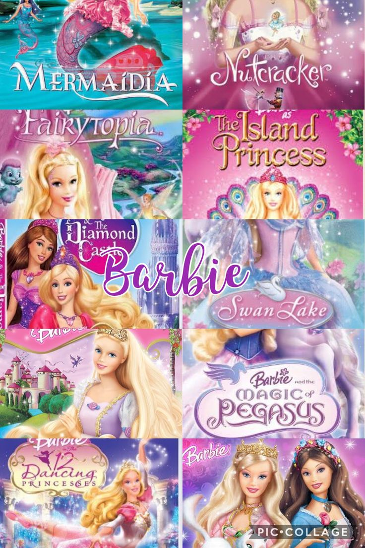 Best 25 barbie movies ideas on pinterest barbie swan - Barbie princesses ...