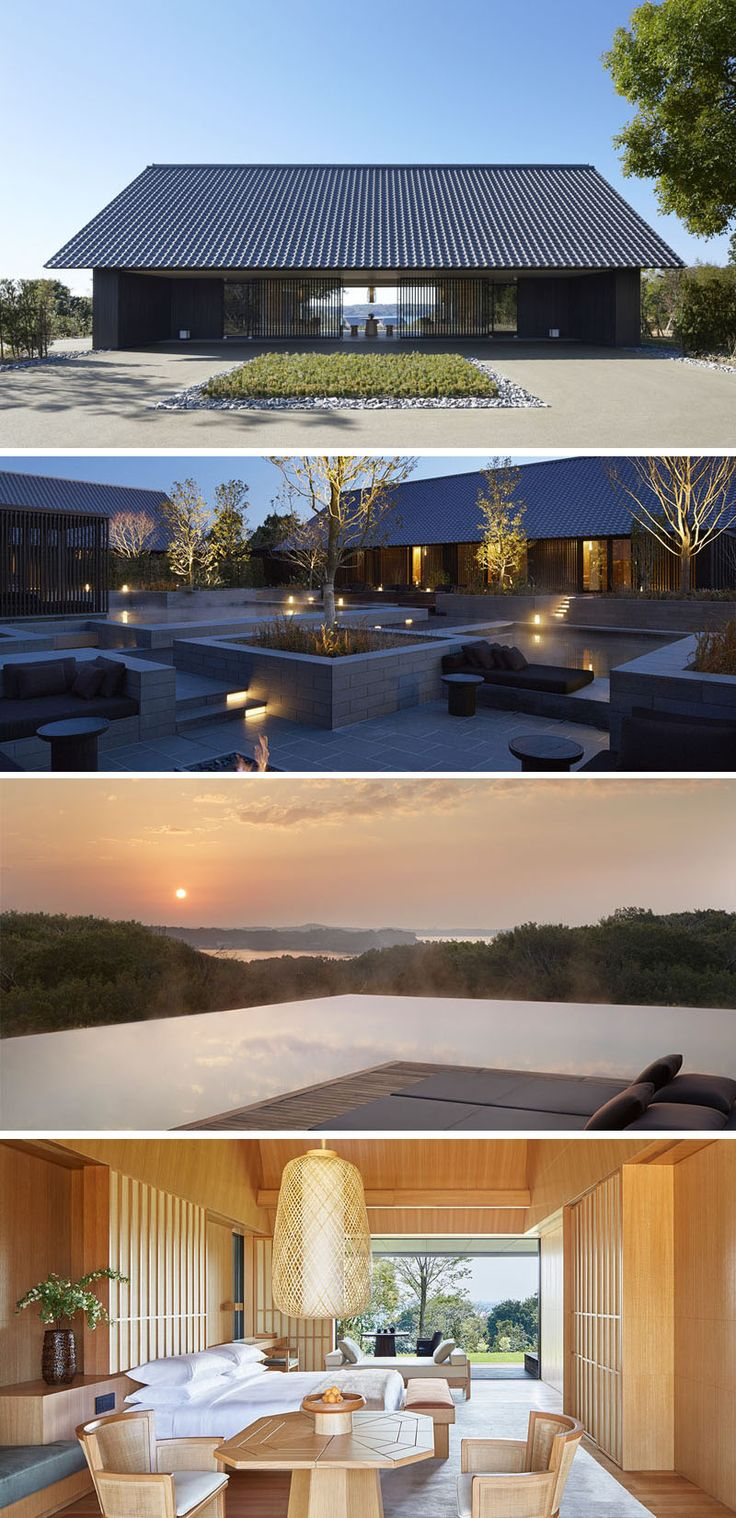 Aman Resorts have recently opened their second hotel in Japan. Named Amanemu, the resort is located within the Ise-Shima National Park on the Kii Peninsula, on the island of Honshu.