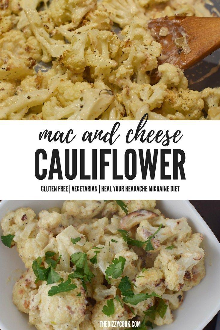 Creamy Cauliflower Mac And Cheese Recipe Mac And Cheese Cauliflower Mac And Cheese Cauliflower