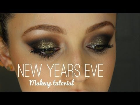 ▶ New Years Eve Makeup Tutorial! - YouTube