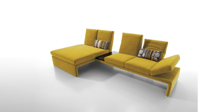 Koinor Raoul sofa. Design by Kurt Beier.
