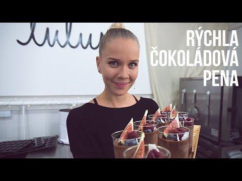 NAJRÝCHLEJŠIA ČOKOLÁDOVÁ PENA V HRE | PÄŤMINUTOVKA 01 | SLADKÁ ŠKOLA - YouTube