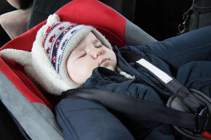 Å la babyer sove i eksempelvis bilsete uten tilsyn, kan få katastrofale konsekvenser.