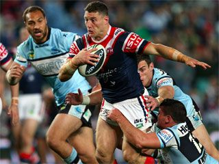 REVIEW: Roosters 40, Sharks 0. A career-defining performance and a slice of history. | 26 Rounds