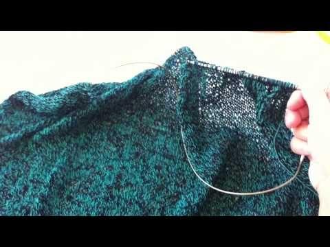 Fare un coprispalle a maglia ai ferri o all'uncinetto con tanti schemi semplici