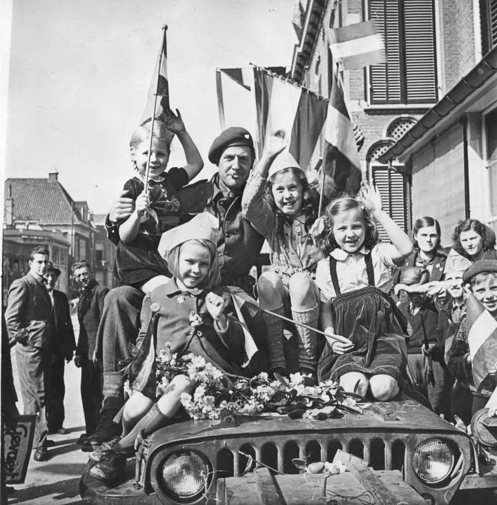 Netherlands in World War II