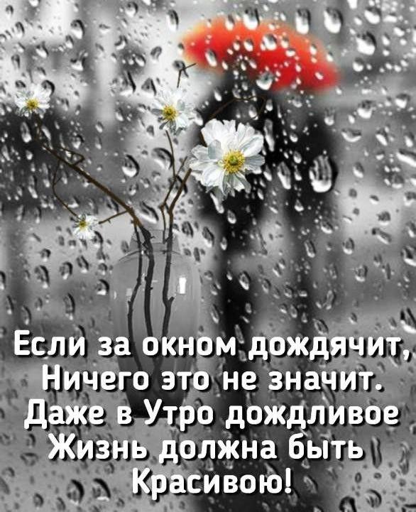 Для вацапа, картинки про дождливую погоду с надписями душевные