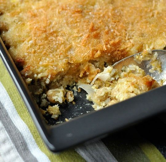 Recipe: Chickpea Casserole with Lemon, Herbs & Shallots — Cookbook Recipe