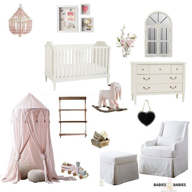 Oh so simple and sweet nursery design concept for a special little client💕. 👉🏻Have you checked out our online nursery design services? No matter your style, budget or location we can put together a design concept for you.Let us help you as you prepare for your little ones arrival!😘