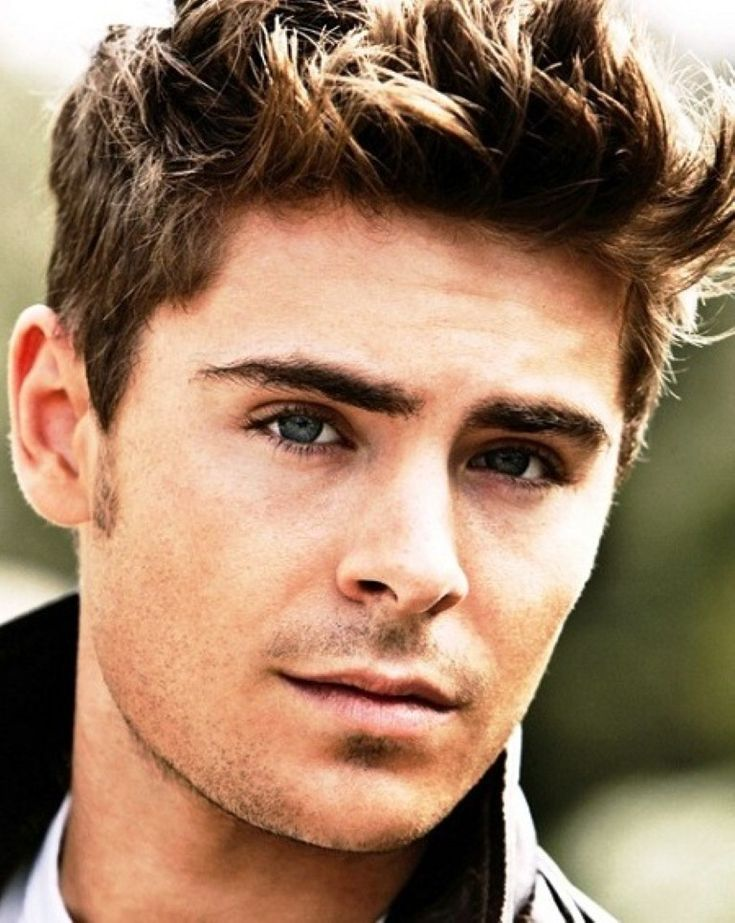 Cool Messy Hairstyles For Men | MEN HAIRSTYLES | Zac efron ...
