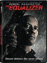 Caratulas de CD y DVD: The Equalizer