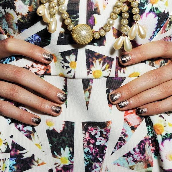 19 best High Fashion Nails images on Pinterest | Autumn nails, Nail ...