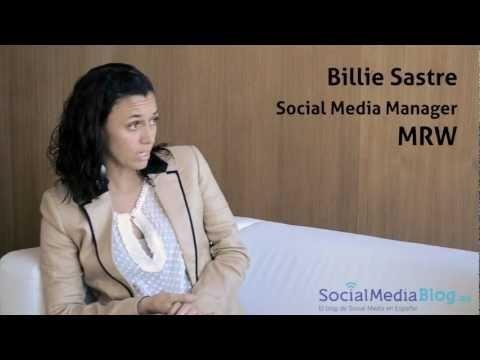 Los empleados de MRW como aliados de la marca en redes sociales