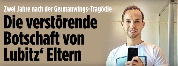 Zwei Jahre nach der Germanwings-Tragödie http://www.bild.de/regional/duesseldorf/flug-4u9525/lubitz-eltern-sprechen-50605202,jsPageReloaded=true.bild.html