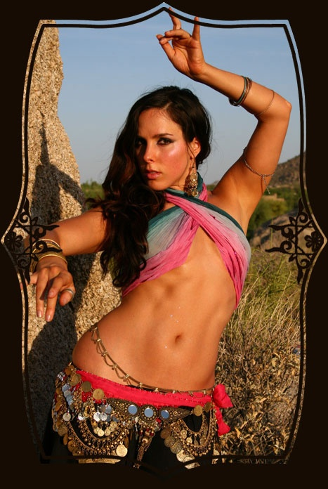 I WANT BELLY DANCER ABS!!   Movement - 125.8KB