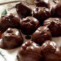 Fogyókúrás túrórudi bonbon   NOSALTY – receptek képekkel