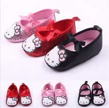 2015 Fashion Cartoon Baby Shoes Hello Kitty Toddler Newborn Antislip Bebe Crib Shoes First walkers     Tag a friend who would love this!     FREE Shipping Worldwide     #BabyandMother #BabyClothing #BabyCare #BabyAccessories    Get it here ---> http://www.alikidsstore.com/products/2015-fashion-cartoon-baby-shoes-hello-kitty-toddler-newborn-antislip-bebe-crib-shoes-first-walkers/
