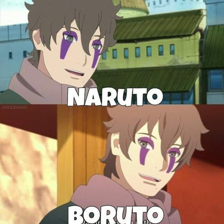 Kakashi didn't age a single day ❤️ Boruto Ep 35 ❤️❤️❤️
