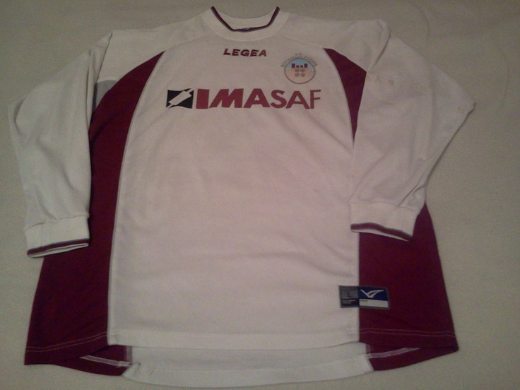 t-shirt Cittadella stagione 2002/2003