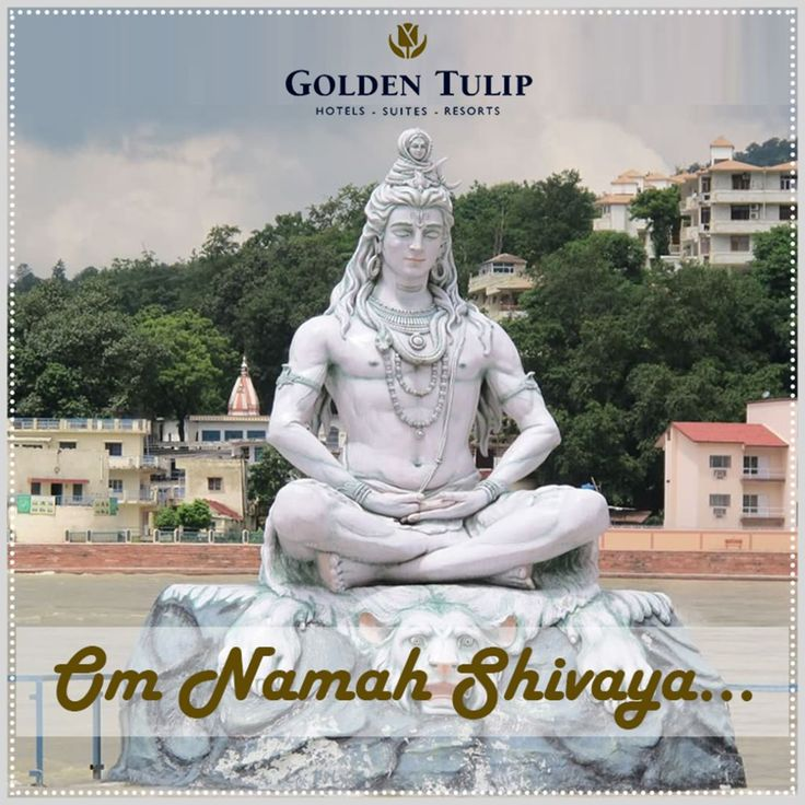 One of the most popular Hindu mantras, chanting is considered to be beneficial to one's spiritual and overall health across the world. Come stay at the Golden Tulip Haridwar and explore the stunning Shiva temples.  #haridwar #ganges #goldentuliphotel #goldentulipharidwar #hardiwarhotel #incredibleindia #india #tourismindia #atyourservice #hospitality #travel #Thursday http://tipsrazzi.com/ipost/1507291384086928740/?code=BTq-Ychgh1k