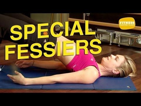 Fitness Master Class - Muscler ses fessiers  - YouTube