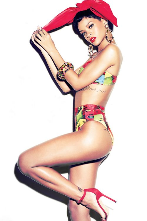 Do a Rihanna with our fave vintage inspired swimwear http://www.burlexe.com/vintage-swimwear-for-women/