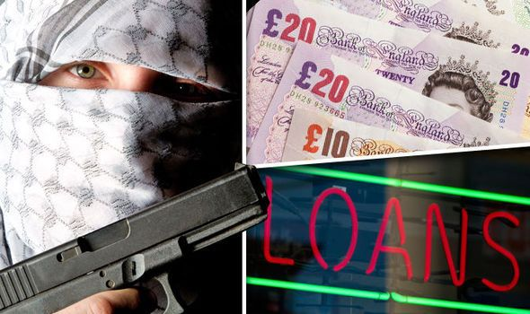 ISLAMIC State jihadis planning 'lone wolf' attacks in Britain are using student and payday loans to fund terrorism, it can be revealed.