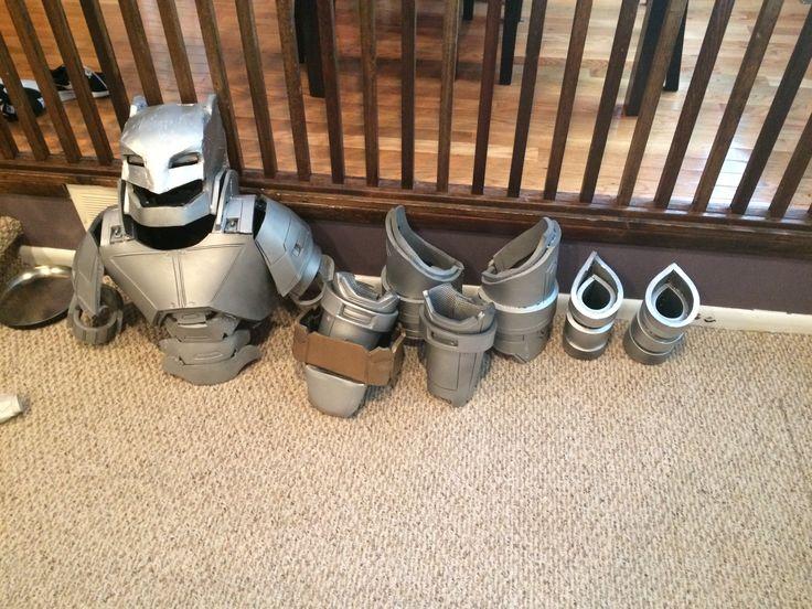 how to build a mech suit