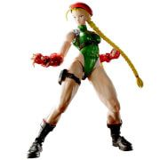 #Bandai Tamashii Nations Street Fighter V S.H. Figuarts Cammy 15cm Action #Here comes a new challenger! Cammy, the popular femme fatale from Street Fighter V, and her arch-rival Rashid join S.H.Figurarts in a spectacular one-two punch! Sold separately, both utilize the Neo Fighting Body, designed from the ground up for portraying battling characters. The 145mm Cammy figure includes two optional facial expressions, 2 pairs of optional hands (L/R), a Cannon Strike effect, and a background…