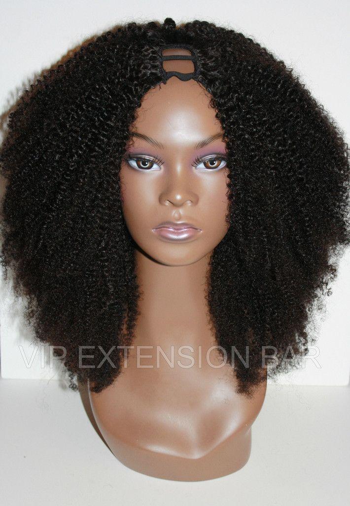 Custom U-Part Wigs