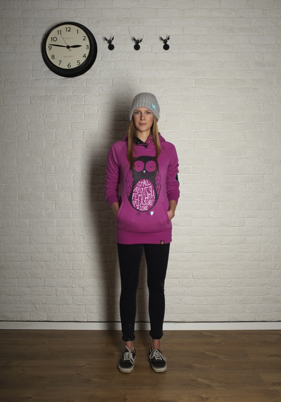 Femi Pleasure Owl sweatshirt