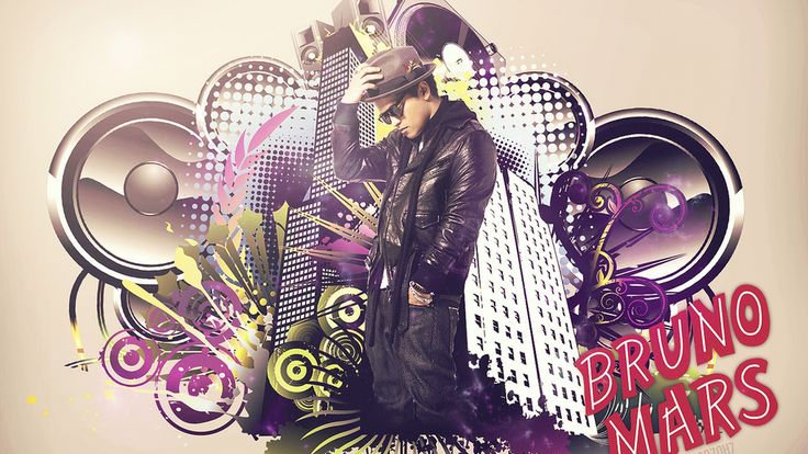 Bruno Mars Album Wallpaper - Best Wallpaper HD