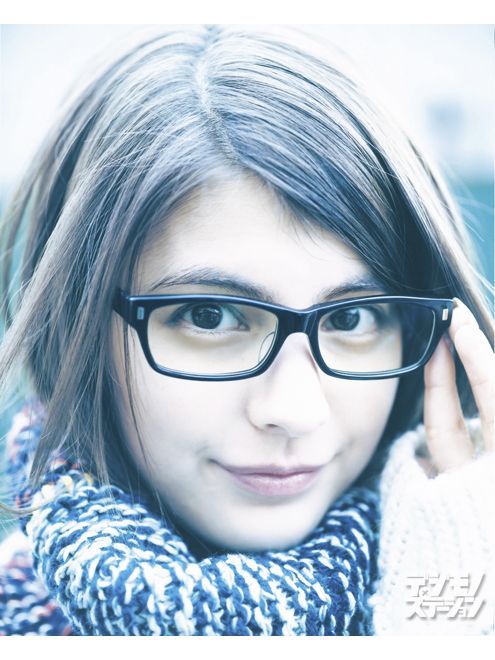 glasses-girl:  マギー