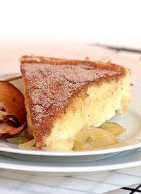 milk tart with apples- INA PAARMAN VIDEO