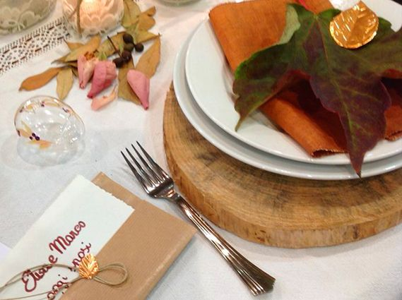 simple #autumn #wedding