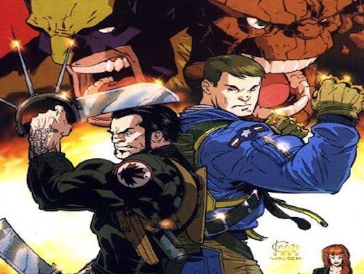 Primera de las tres miniseries dedicadas al cuarteto integrante de los Cuatro Fantásticos, ambientadas en los tiempos previos a la fundación del grupo.
