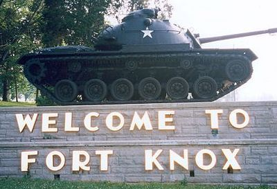 Fort Knox is a United States Army post in Kentucky south of Louisville and north…