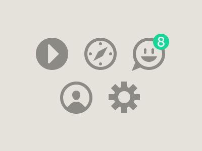 Circly Icons