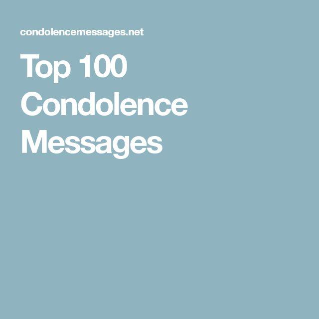 Best 25+ Best condolence message ideas on Pinterest Short - sample condolence message