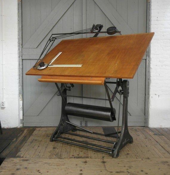 Image result for franz kuhlmann drafting table