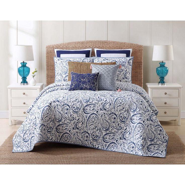Indienne Cotton Quilt Set by Oceanfront Resort - QS1963TXL-2300