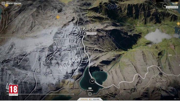Tom Clancy's Ghost Recon : Wildlands - A World With No Heroes