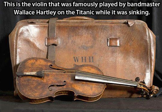 Legendary Violin…