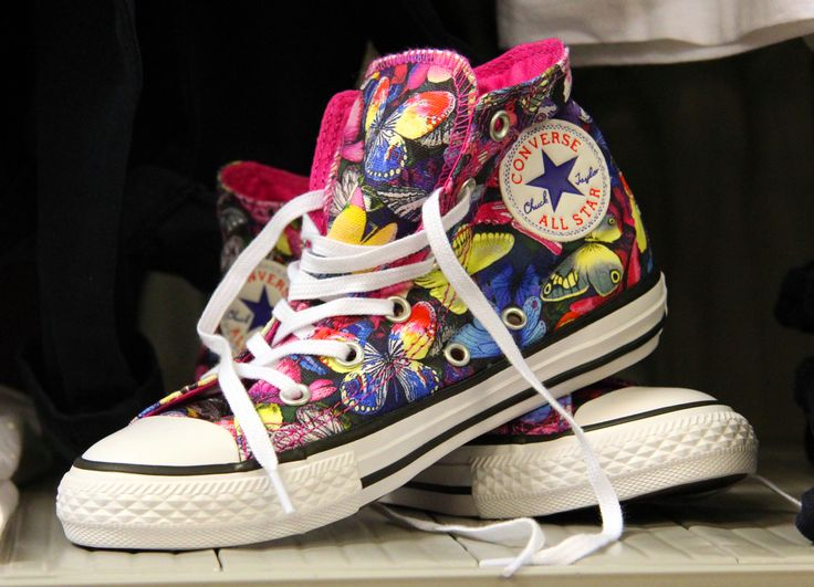 Converse Sneakers alte ALL STAR BUTTERFLY HI