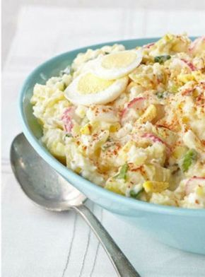 Heerlijke Aardappelsalade met augurk