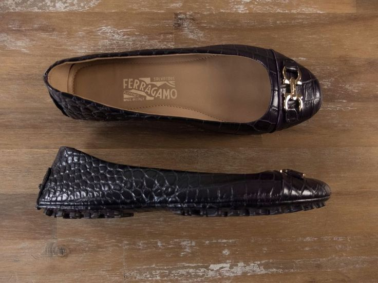 The Ferragamo size is 6 M, which equal to 6 US and 36.5 EU (size conversion made according to the size chart on Ferragamo website). Outsole measurements.   eBay!