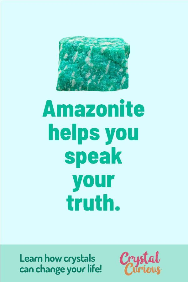 Amazonite Healing Properties Benefits Crystals Gemstones