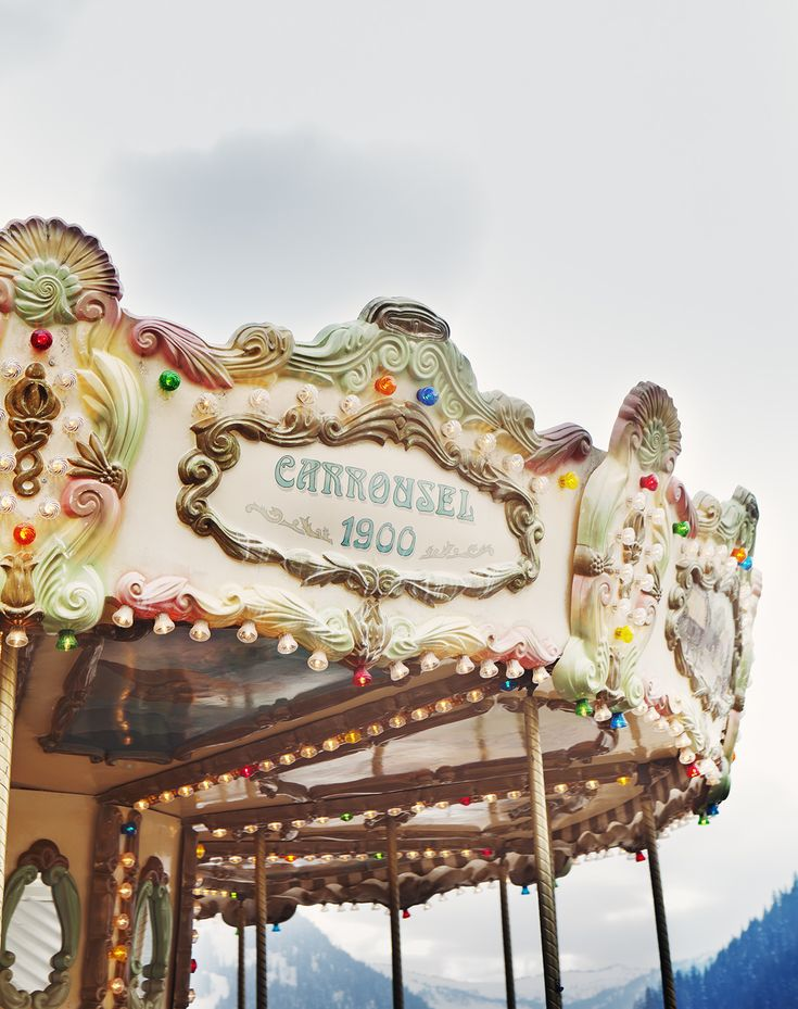 Carrousel Photo Ulrika Ekblom Franska bakverk