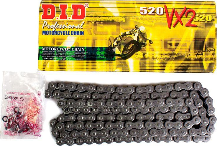 DID 520 VX2 X-ring kedja :: www.MxGrossisten.se 548:-